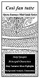 Cosi Fan Tutte, Wolfgang Amadeus Mozart, 1930841019