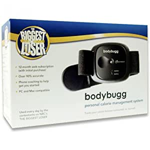 The Biggest Loser bodybugg ® System Includes 12-Month Online Subscription