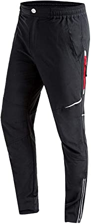 Pantalones De Bicicleta Ropa Ciclismo Pantalon De Deporte Deportes Leggings Ciclismo Mtb Pantalones Largos Tirante Transpirable Para Hombre Amazon Es Deportes Y Aire Libre