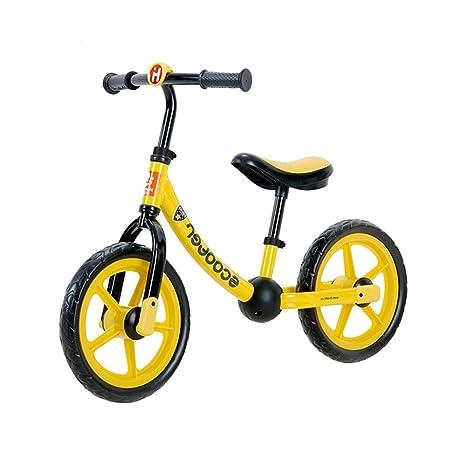 Szeao Bicicleta De Equilibrio para 2,3,4,5,6 Años, Bicicleta Sin ...