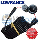 Lowrance 000-14414-001 Extension Cable 10', Hook2