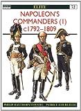 Napoleon's Commanders, Philip J. Haythornthwaite, 1841760552