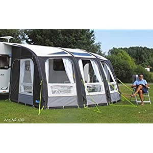 Kampa Ace Air Pro 400 (2017) Inflatable Caravan Awning