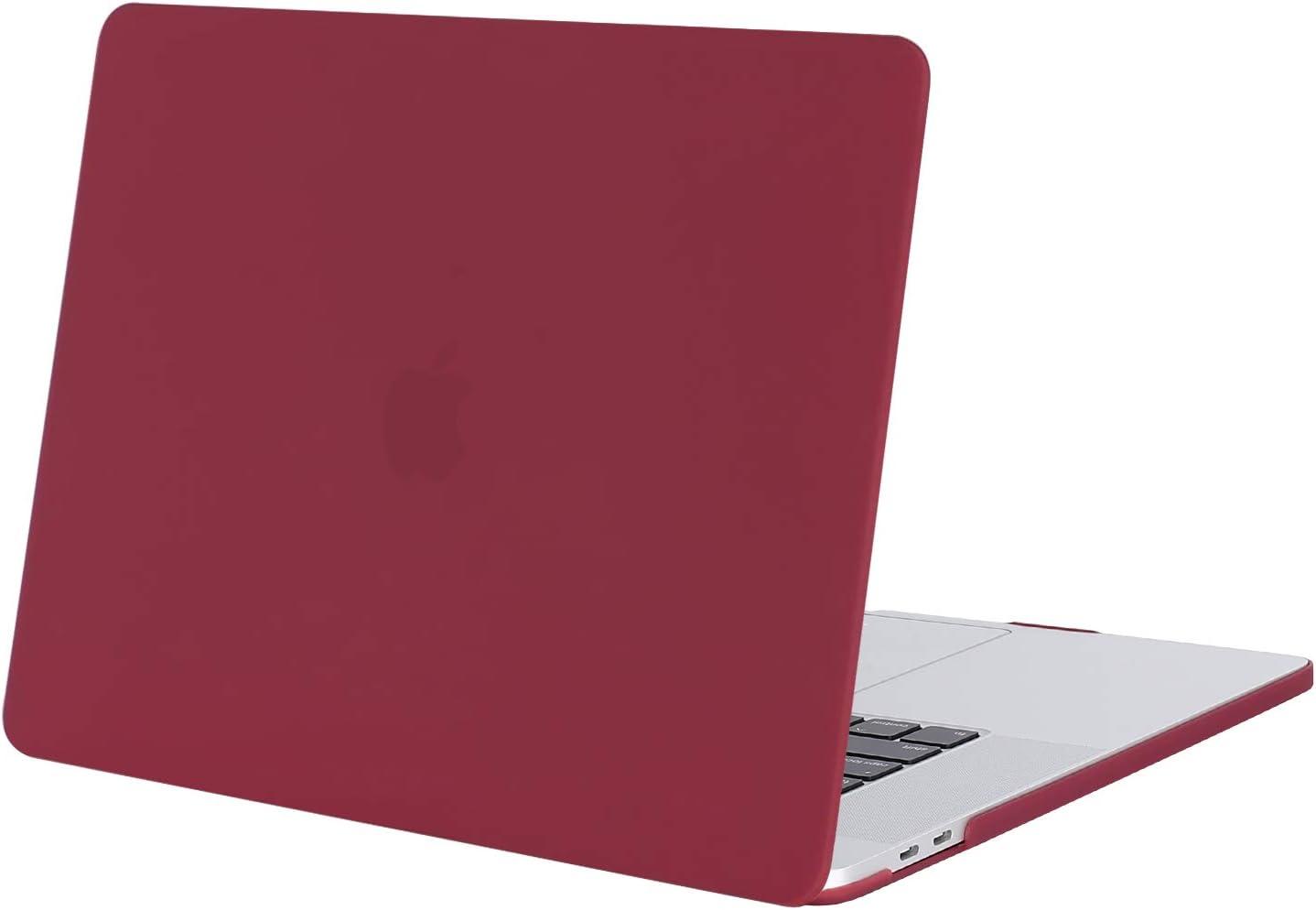 Funda Para Macbook Pro 16 (2019) A2141 - Wine Red
