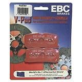 EBC Brakes FA474V Semi Sintered Disc Brake Pad
