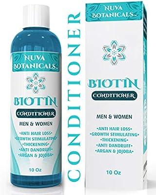 Nuva Botanicals Biotin Conditioner