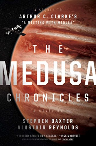 Book Cover: The Medusa Chronicles