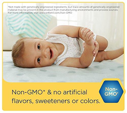 Enfamil PREMIUM Non-GMO Infant Formula - Reusable Powder Tub & Refills, 121.8 oz by Enfamil (Image #4)