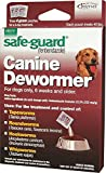 Merck 001-040694 Safeguard Canine Dewormer For  Dog, 40 lb (3 Pack)