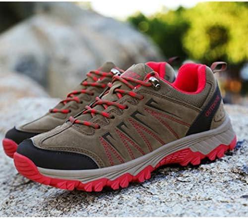 トレッキングシューズ メンズ レディース 登山靴 軽量 ウォーキングシューズ アウトドア 靴 通気 大きいサイズ スニーカー 防水 通勤 通学 ローカット ハイキング 耐摩耗性 男女兼用 ユニセックス