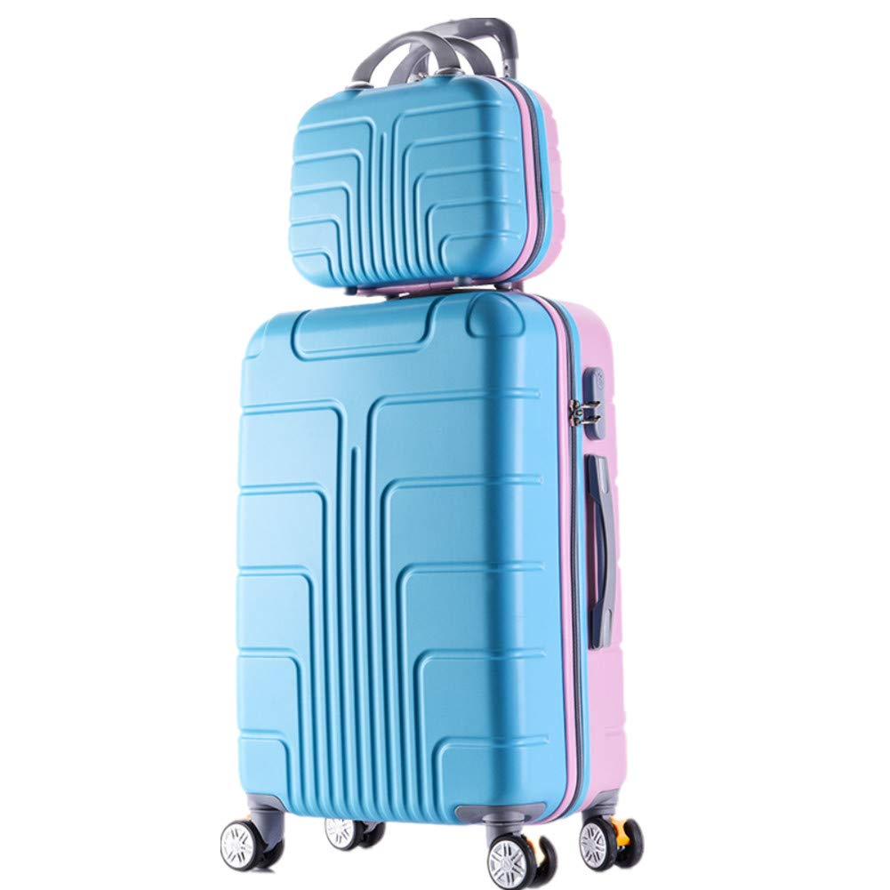 Children's Suitcase, Combination Box, 26 Inches,2 colours