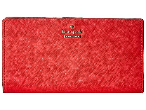 Kate Spade New York Women's Cameron Street Stacy Wallet, Prickly Pear, One Size