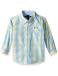 Baby Boys' Playa Yarn Dyed End Shirt