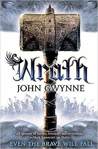 The Faithful and the Fallen 04 - Wrath - John Gwynne  - John Gwynne