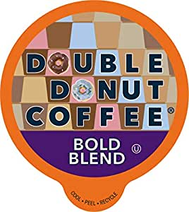 double donut coffee