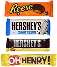 HERSHEY's Chocolate Candy Bar Assortment, 14 Count, 674