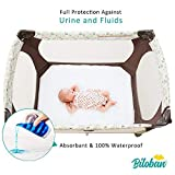 Biloban Pack N Play Mattress Pad Cover - Comfort