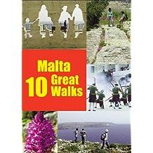Malta: 10 Great Walks