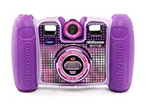 VTech Kidizoom Twist Connect Camera, Purple