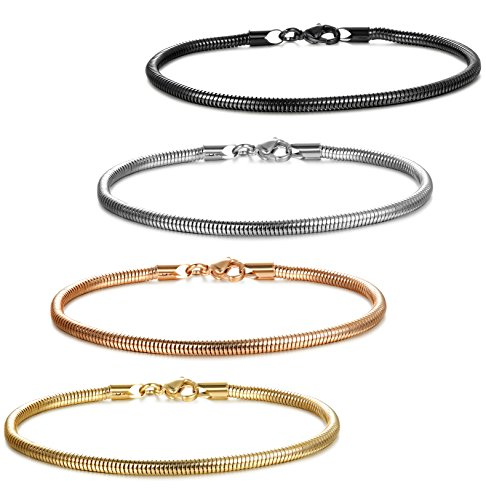 Jstyle Stainless Bracelets Bangle European