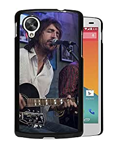 Beautiful Designed Cover Case With Fistful Of Mercy Band Show Guitars Pictures For Google Nexus 5 Phone Case