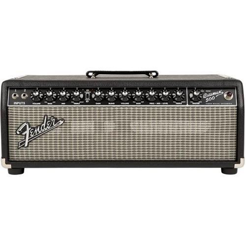 Fender Bassman 500 Head Bass Amplifier Head