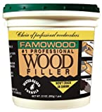 Famowood Water Based Wood Filler Fir / Maple 1 Pint