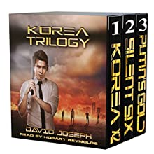 Korea Trilogy Audiobook by David Joseph Narrated by Hobart Reynolds