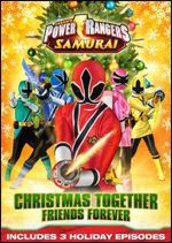 (Power Rangers Samurai: Christmas Together, Friends Forever [DVD] )
