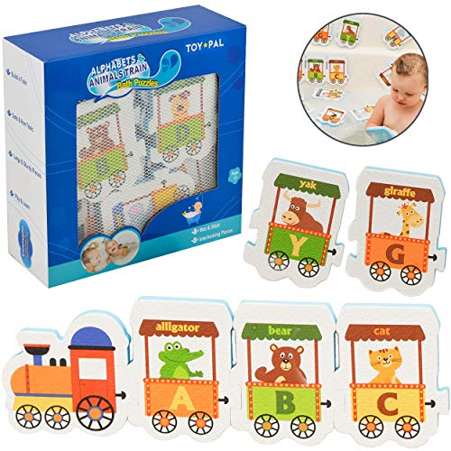 ToyPal 27 Piece Letters Alphabet Learning