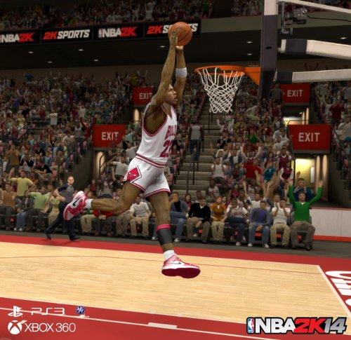 NBA 2K 14 [2K14] - Juego de Baloncesto [Idiomas Inglés, Francés ...