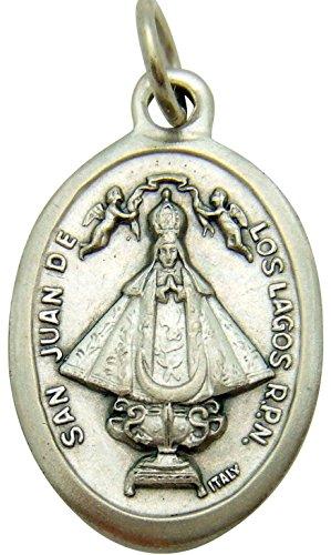 San Juan De Los Lagos Medal 3/4