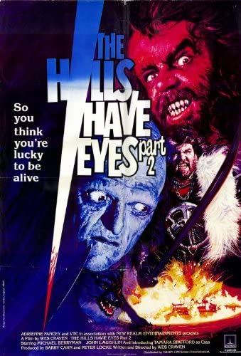 The Hills Have Eyes 11X17 Horror Movie Poster