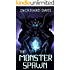 The Monster Spawn: A LitRPG Series (Adonis Rebirth #1)