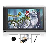 Huion Kamvas 15.6 Inch Drawing Monitor Pen Display IPS Graphic Monitor Tablets with 8192 Battery-Free Pen, 1 Touch Bar and 14 Express Keys