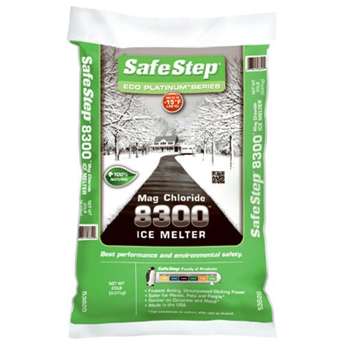 COMPASS MINERALS - Extreme 8300 Ice Melter, Magnesium Chloride, 20-Lb. Bag Safesale 53820 4985149