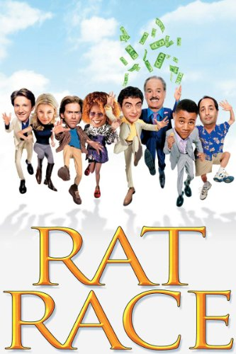 Rat Race (2001) (The New Adventures Of Old Christine Tv Show)