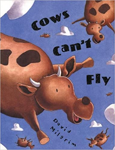 Image result for book cows can't fly