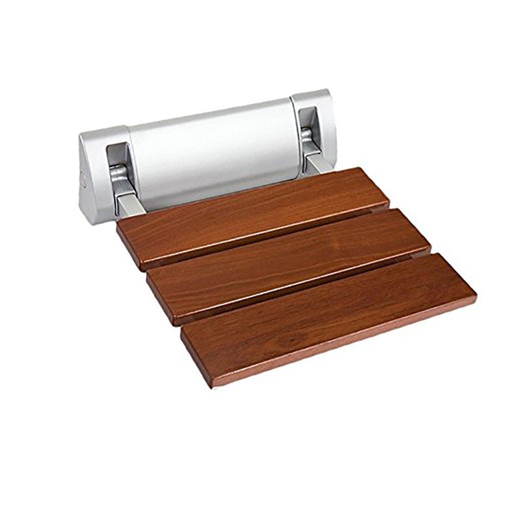 Tabourets de douche - baignoire mur monté pliant siège de douche Femmes enceintes - personnes âgées - handicapés anti-