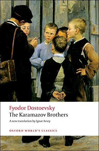 The Karamazov Brothers (Oxford World's -