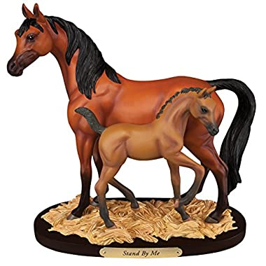 Enesco 4049716 Trail of Painted Ponies Stand By Me Figurine