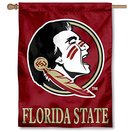 - Florida State University Seminoles House Flag