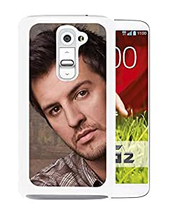 Beautiful Designed Cover Case With Luke Bryan Bristle Haircut Hands Shirt (2) For LG G2 Phone Case