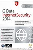 G Data InternetSecurity 2014 1 PC for 1 Year [Download]