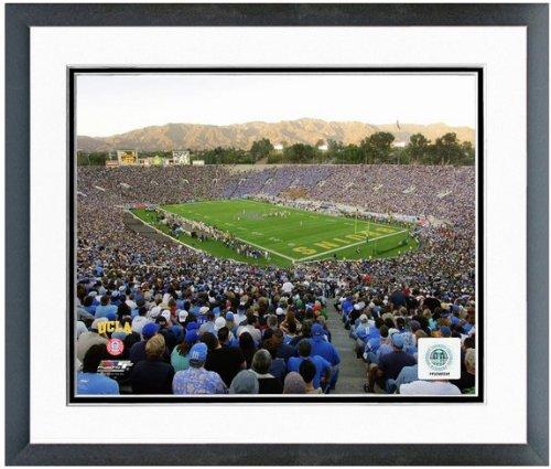 Framed Bruins Ucla - UCLA Bruins Rose Bowl Photo 12.5