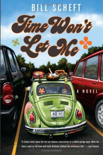 Download Time Won't Let Me: A Novel pdf
