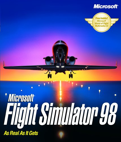 Microsoft Flight Simulator 98/World of Flight 98 – PC