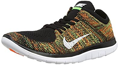 Nike Free 4.0 Flyknit, Men's Running Shoes: Amazon.co.uk