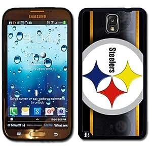 Pink Ladoo? Samsung Galaxy Note 3 Black Case - Pittsburgh Steelers Football NFL