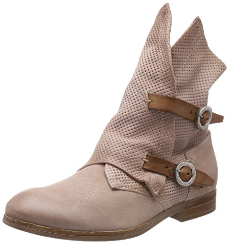 Mjus Ladies 884241-0103-0002 Slip-on Boots Rosa (rosa + Rosa + Toscano)